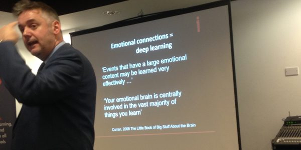 emotional connections in learning